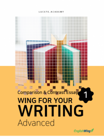 Wing for your Writing Advanced Comparison & Contrast Essay Vol. 1