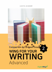 Wing for your Writing Advanced Comparison & Contrast Essay Vol. 2