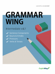 Grammar Wing Intermediate vol. 1