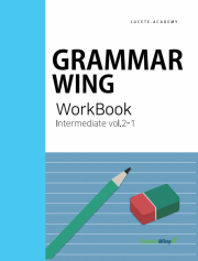 Grammar Wing Intermediate vol. 2  work book