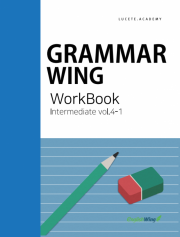 Grammar Wing Intermediate vol. 4  work book