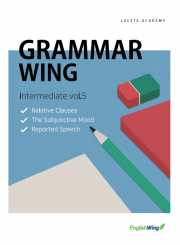 Grammar Wing Intermediate vol. 5