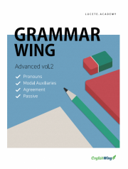 Grammar Wing Advanced vol. 2