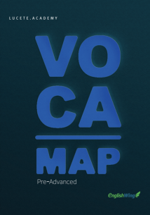 Voca Map Pre Advanced