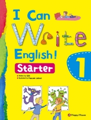 I Can Write English Starter 1