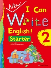 I Can Write English Starter 2