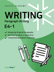 Junior Wing for your Writing Paragraph 1 Vol. 1