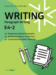 Junior Wing for your Writing Paragraph 1 Vol. 2