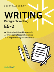 Junior Wing for your Writing Paragraph 2 Vol. 2