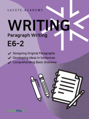 Junior Wing for your Writing Paragraph 3 Vol. 2