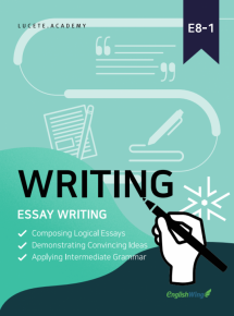 Junior Wing for you Writing Essay 2 Vol. 1