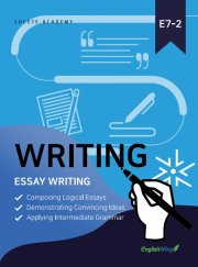 Junior Wing for you Writing Essay 1 Vol. 2