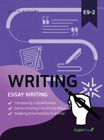 Junior Wing for you Writing Essay 3 Vol. 2