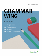 Grammar Wing Basic vol. 3